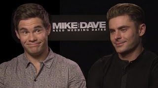 Zac Efron Gives Dating Advice & Adam DeVine Talks Penis Size Mp3