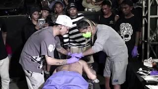 Video Body Suspension at Salatiga Artfest 2017 download MP3, 3GP, MP4, WEBM, AVI, FLV Mei 2018