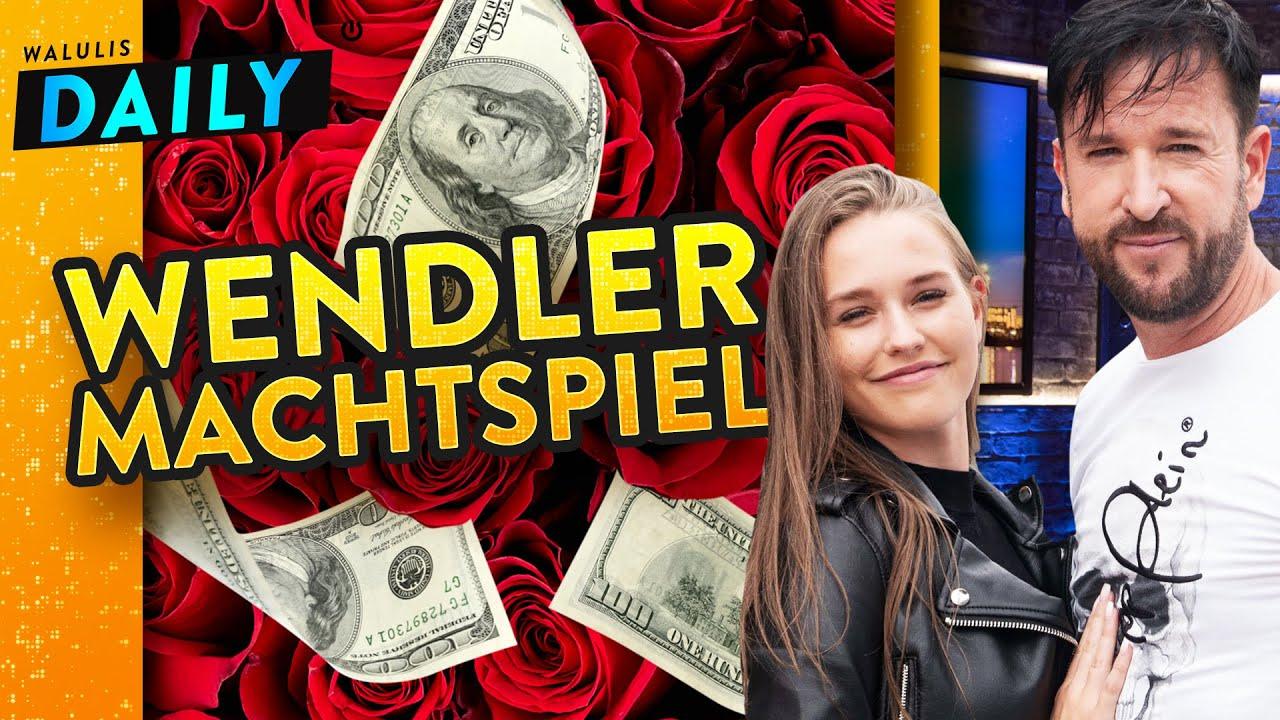 Das Machtspiel Zwischen Rtl Und Dem Wendler Clan Walulis Daily Youtube