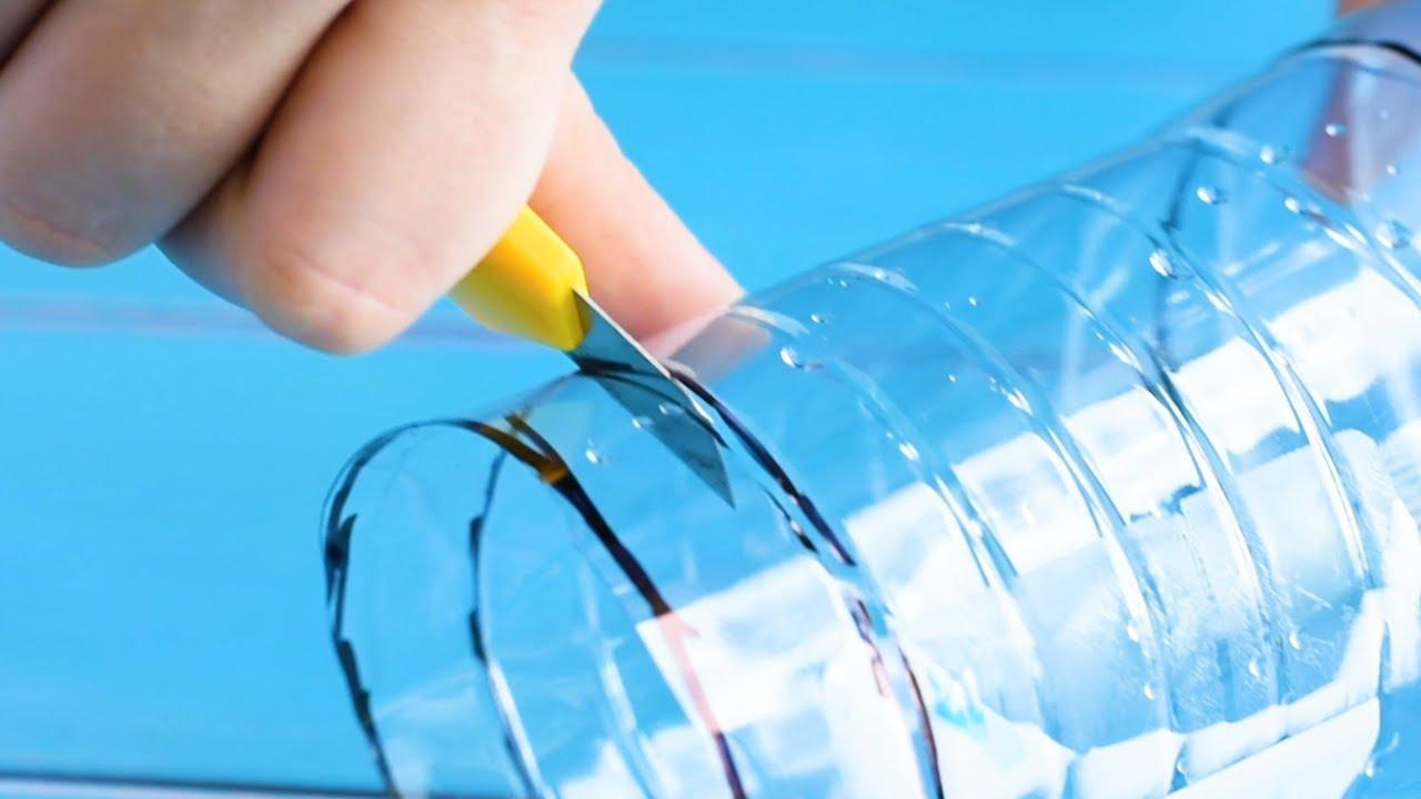29 Trucos E Ideas Geniales Con Botellas De Plástico Que Puedes Hacer En Casa