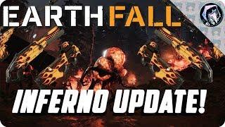 Earthfall - Inferno Update Gameplay | Should You Buy Earthfall Now?