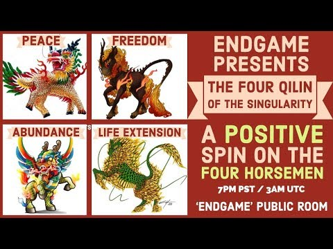 ENDGAME Live Stream - The Four Qilin of the Singularity