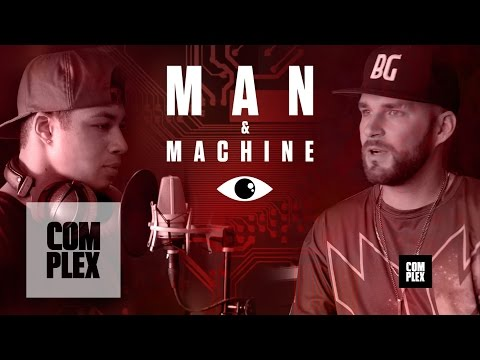 Man & Machine: Beatboxer Marcus Perez and Producer Styles Makes Insane Beats With His Mouth Mp3