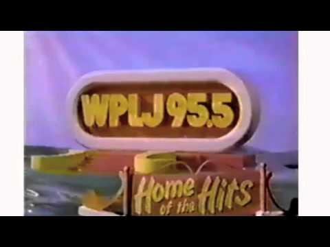 WPLJ Hitradio 95 New York - Peter Bush - 1983