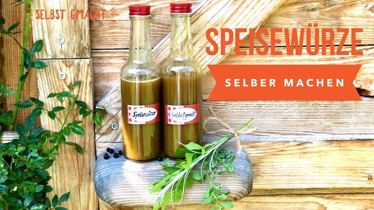 Download Speisewürze selber machen mit Frischen Liebstöckel / Make food seasoning yourself with fresh lovage
