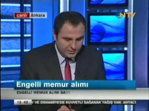 Enes Polat Engelli Memur Alımını Anlattı.