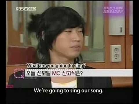 Tablo & Kim Sung Eun - Interview on Entertainment Relay