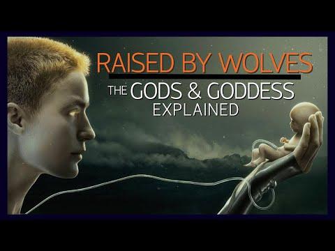 Raised By Wolves | The Gods & Goddess EXPLAINED