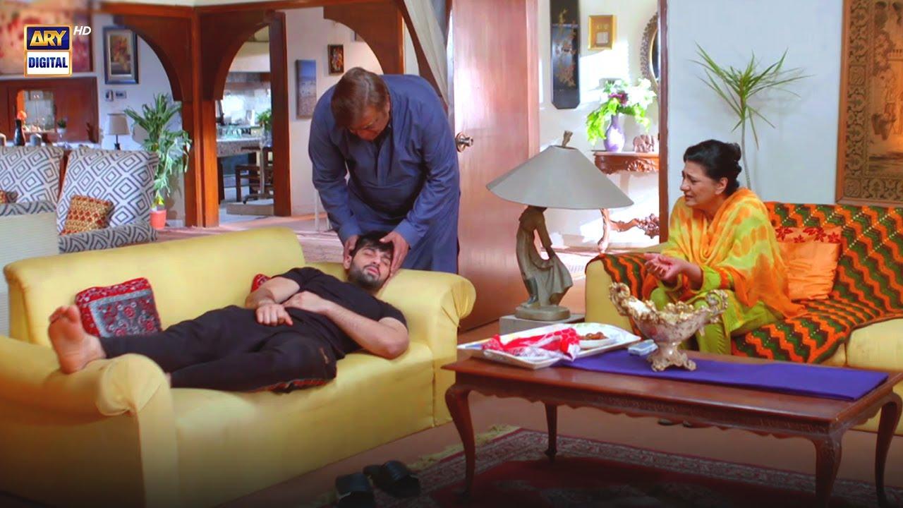 Apne Bete Ki Zindagi Barbad Kardi Humne - Shabbir Jan - Mujhay Vida Kar - ARY Digital Drama