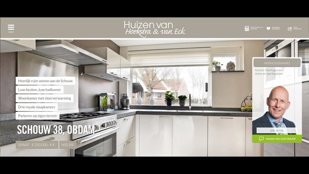 Schouw Keukens Almere : Te koop: schouw 38 obdam hoekstra en van eck makelaars méér