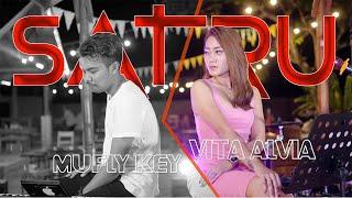 Download lagu Vita Feat Mufly - Satru (Cover license)