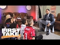 Stephen A Smith Interviews Children Of Super Bowl LI Players First Take February 6 2017 mp3
