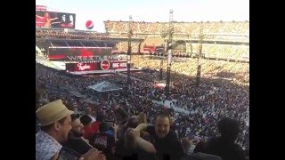 My WrestleMania 31 experience extended