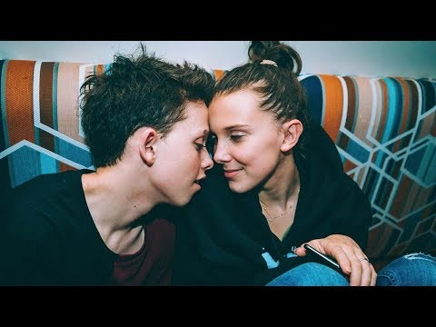 Millie Bobby Brown & Jacob Sartorius Get VERY Public About Their Love for Valentine's Day