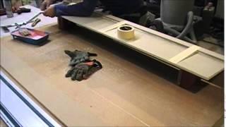 Изготовление и монтаж цельных фрезерованных откосов из гипсокартона(, 2015-03-15T11:19:25.000Z)
