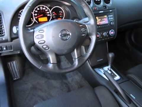 Wonderful 2012 Nissan Altima 2dr Cpe V6 CVT 3.5 SR Coupe   Phoenix, AZ