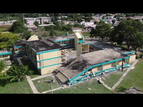 Escuela Agripina Seda, Guánica, P.R.