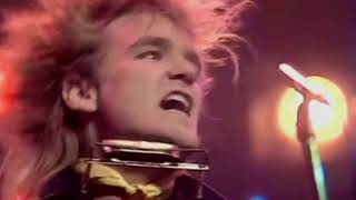 The Alarm - Sixty Eight Guns, Top Of The Pops 22nd September 1983
