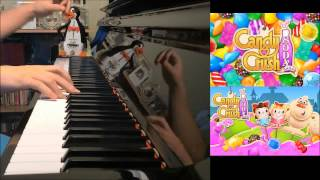 Candy Crush Soda Saga - Play Theme (Advanced Piano Cover)