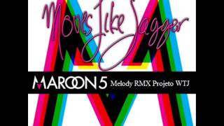 Marron Five - Moves Like Jagger Melody RMX Projeto WTJ By Ratolino mp3