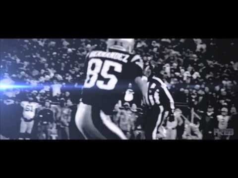 Aaron Hernandez Highlights (HD) Locked Up By Akon