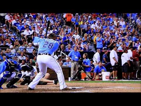 2012 MLB Home Run Derby Slow Motion Swings