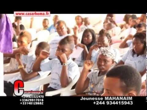 Journée D'action de Grace Avec Jeunesse Mahanaim Angola