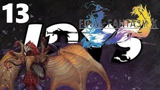 Final Fantasy X - 13 - Useless Blue Mage
