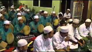 Annurul Kassyaaf-Allah Ya Rasulullah Ya Habiballah syair pantun versi ayam jago