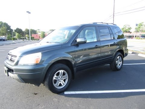 SOLD 2003 Honda Pilot EX 4X4 VTEC Meticulous Motors Inc Florida For Sale