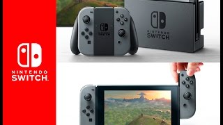 Nintendo Switch Predictions: SCD, Games Rentals, Tegra, Specs, Games and More