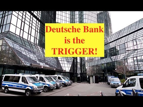 Deutsche Bank Failing!! (Bix Weir)