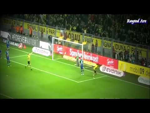 Pierre-Emerick Aubameyang | All 25 Goals, 11 Assists, Skills | Dortmund | 2014/2015  ssn review