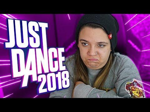 ME LASQUEI NO JUST DANCE 2018!
