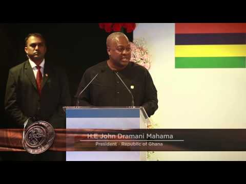 Mauritius- Ghana Business Meeting in Port Louis