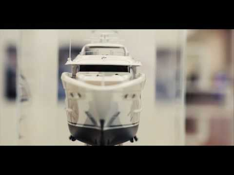 Heesen Yachts at Saatchi  Gallery with Barbara Paci
