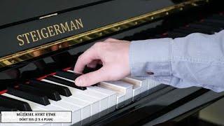 Güzel sanatlar müzik bölümü yetenek sınavı