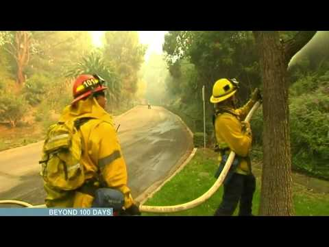Burning Southern California : Fire : News