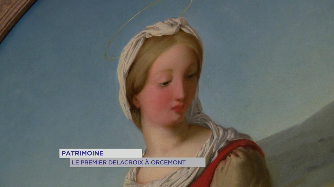 Yvelines | Patrimoine : Le premier Delacroix à Orcemont