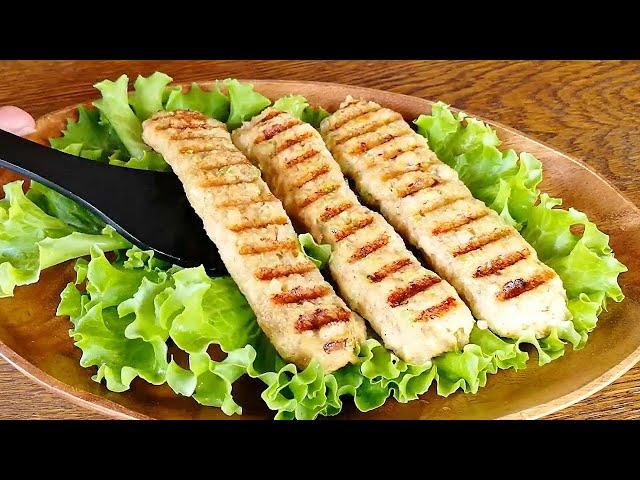 Просто добавьте КАБАЧОК - Самые сочные и вкусные колбаски!