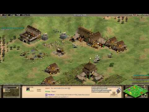 Aoe2 HD: The Strongest Civilizations on Arabia
