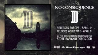 NO CONSEQUENCE - Sentient (Official HD Audio - Basick Records)