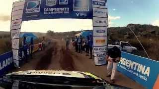 Shakedown Rally de la Argentina 2015