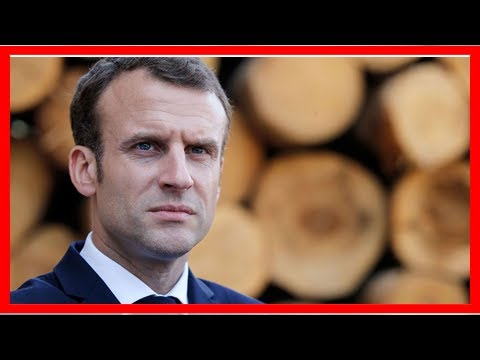 Macron Wants to Save Europe. He'll Need to Save France First
