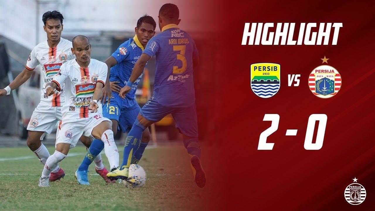 Download PERSIB BANDUNG 2 - 0 PERSIJA JAKARTA [Liga 1 2019] | Extra Time