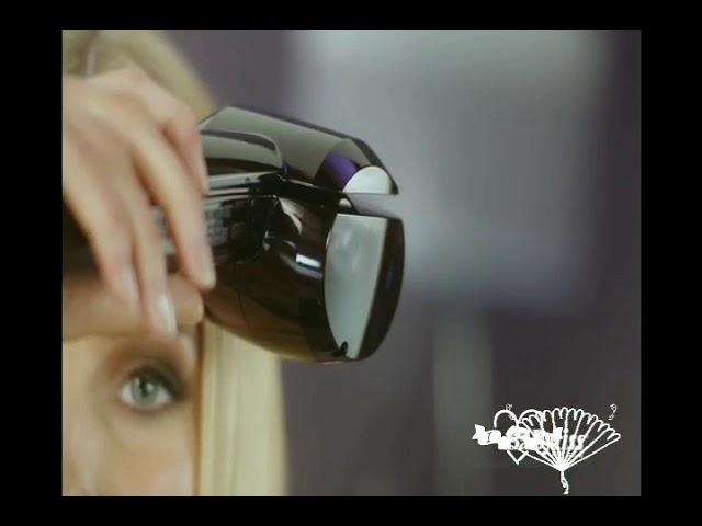 جهاز فير الجديد من شركة Ionka للف الشعر كيرلي والحصول على لوك مميز Youtube