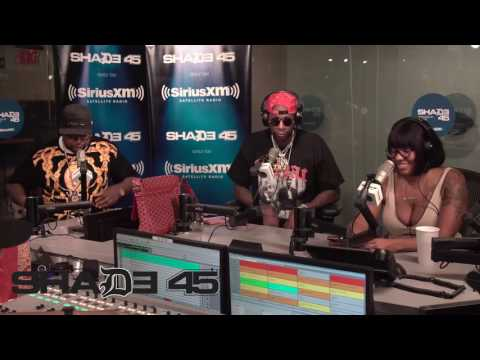 DJ Kayslay Interviews 2 Chainz live on Shade45