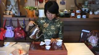 中国茶 入れ方 プーアル茶 餅茶の煎れ方