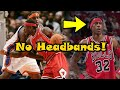 The Truth Behind The Chicago Bulls BANNING Headbands!