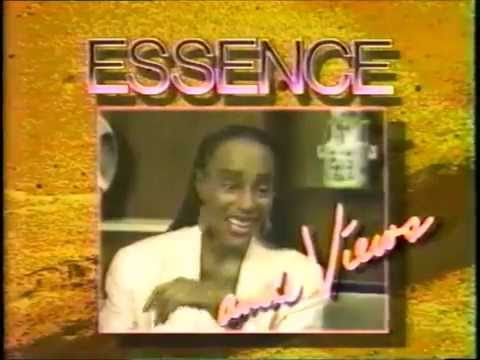 Essence Magazine TV Program Promo (1987)
